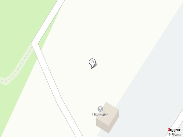 Шаурма от Джамала на карте Новочебоксарска