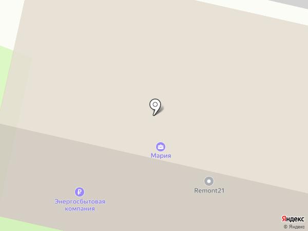 Бодрость на карте Новочебоксарска