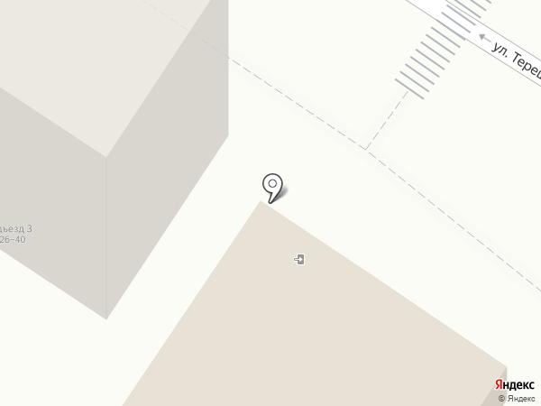 Библиотека им. Н.И. Полоруссова-Шелеби на карте Новочебоксарска