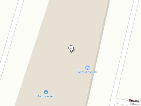 Автомастер на карте Новочебоксарска