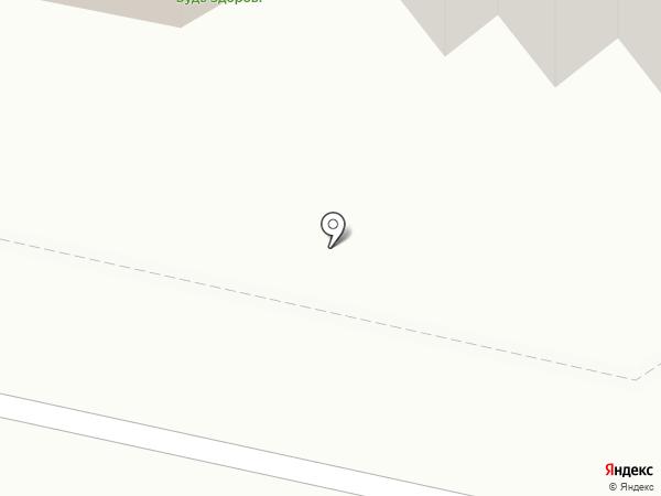 Аптечный пункт на карте Новочебоксарска