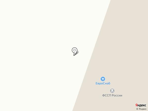 Новочебоксарский городской отдел судебных приставов на карте Новочебоксарска