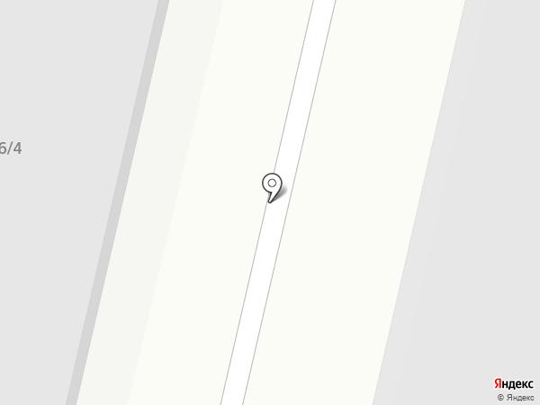 Авто-2 на карте Медведево