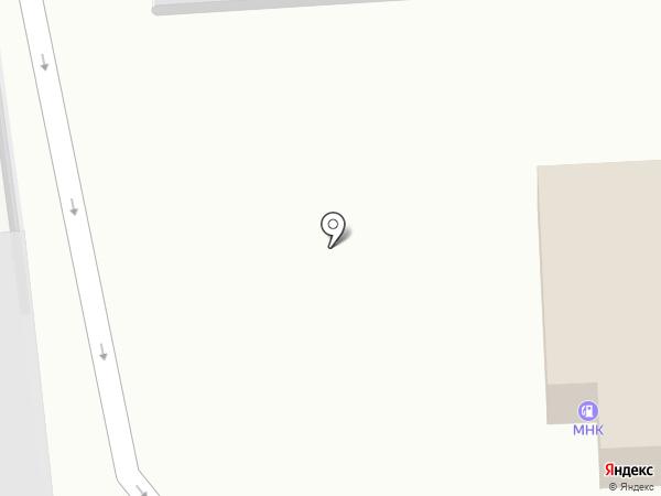 АЗС на карте Медведево
