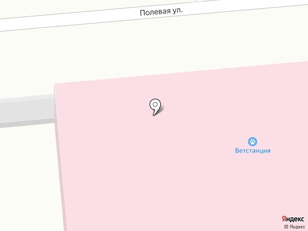 Медведевская районная станция по борьбе с болезнями животных на карте Медведево