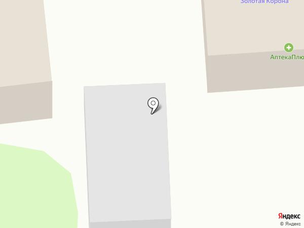 Implozia на карте Медведево