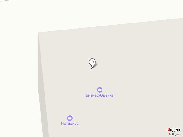 Бизнес центр Ренессанс на карте Медведево