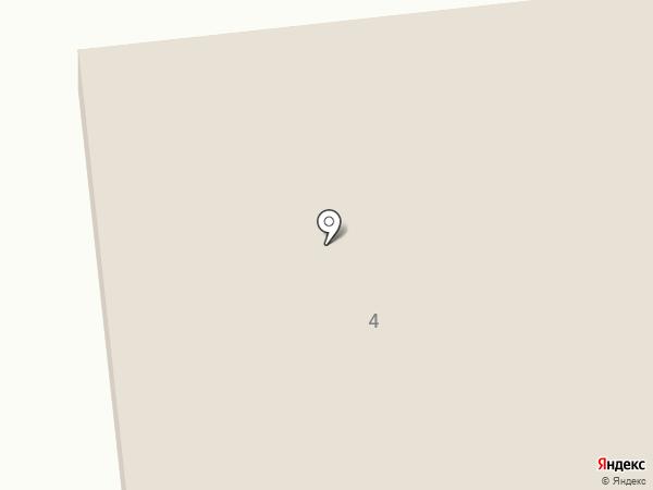 Столовая №1 на карте Медведево