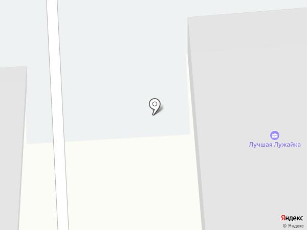 Печатный Дом Мерзляковых на карте Медведево