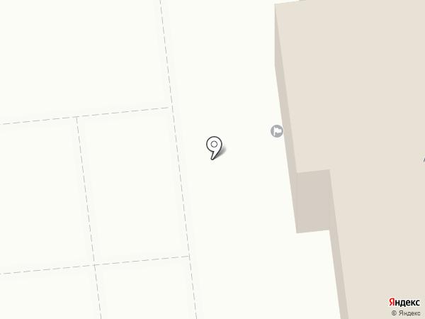 Отдел по организационной работе на карте Медведево