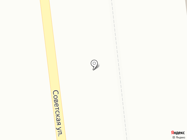 Почтовое отделение на карте Медведево