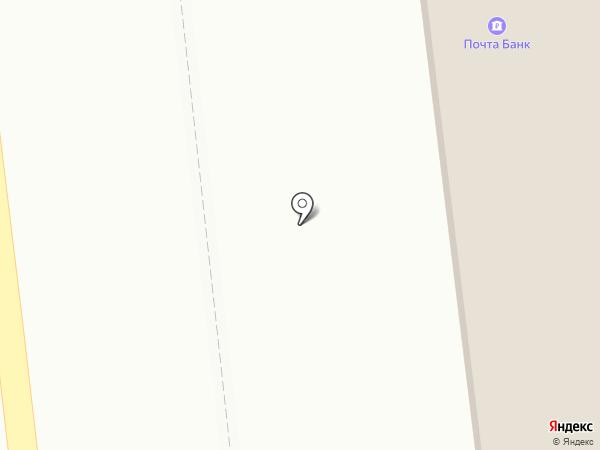 Межрайонный информационный расчетный центр на карте Медведево