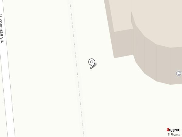 ЗАГС пос. Медведево на карте Медведево