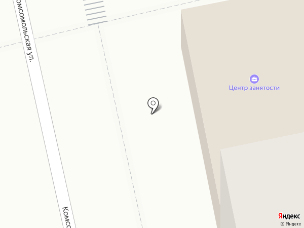 Центр занятости населения Медведевского района на карте Медведево