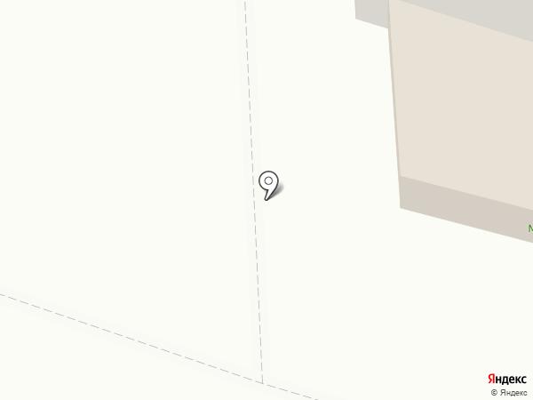 Жареный бугор на карте Медведево