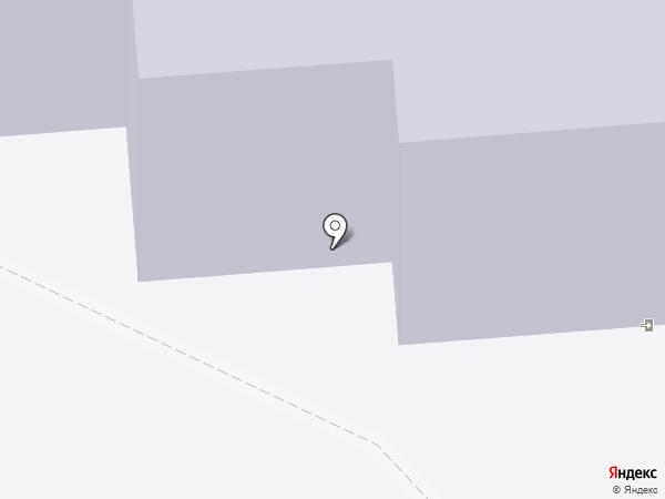 Медведевская средняя общеобразовательная школа №2 на карте Медведево