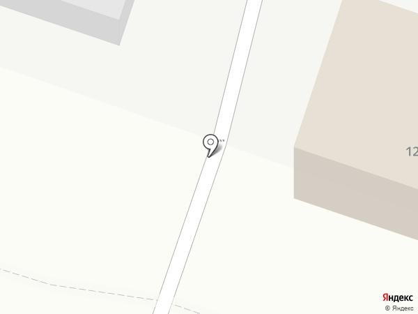 Сувенир на карте Йошкар-Олы