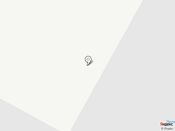 Арбанская Лесопилка на карте Йошкар-Олы