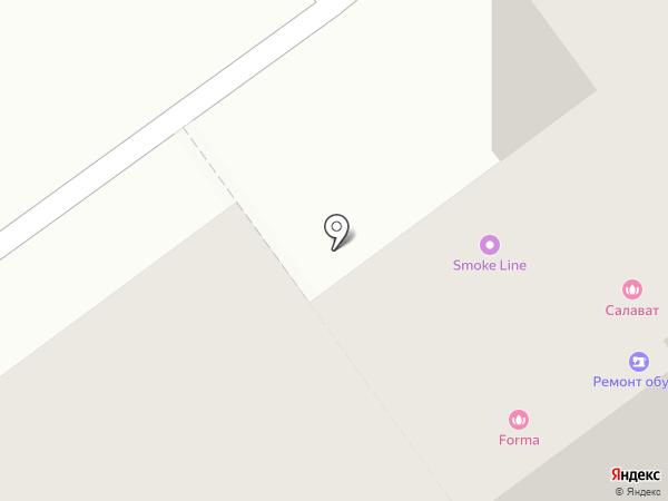 Виктория на карте Йошкар-Олы