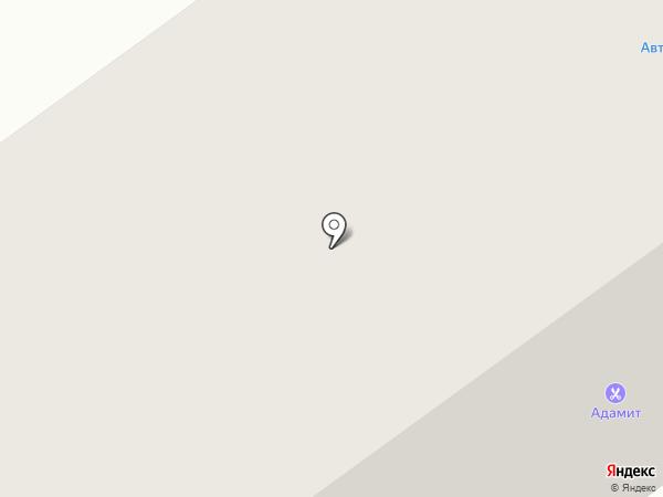 Анима на карте Йошкар-Олы