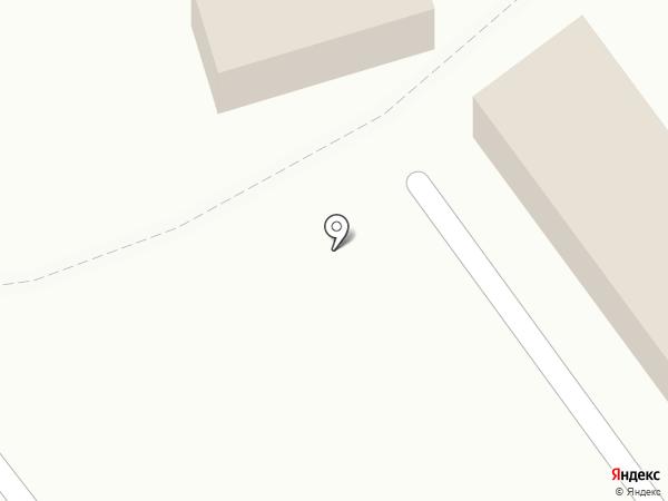 Услада на карте Йошкар-Олы