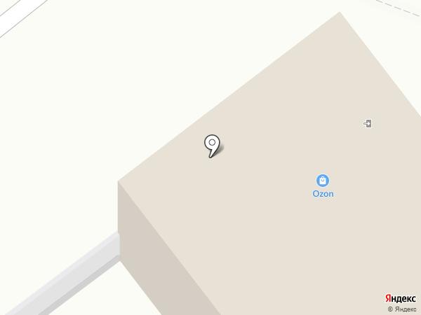НьюВент на карте Йошкар-Олы