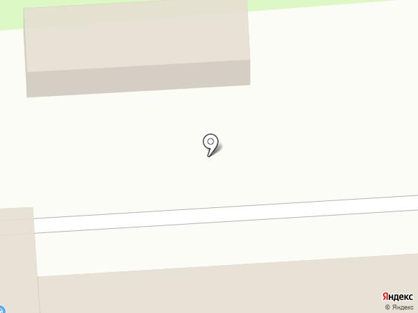 Заряд на карте Йошкар-Олы