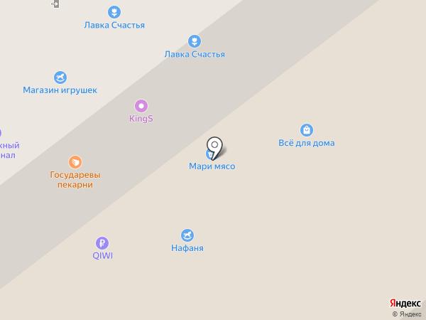 Сеть магазинов DVD и MP3 дисков на карте Йошкар-Олы