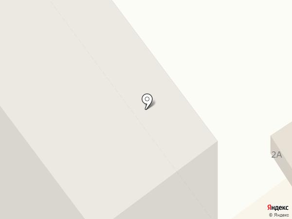 Тройка на карте Йошкар-Олы