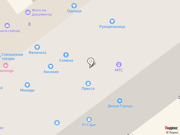 Scarlett на карте Йошкар-Олы