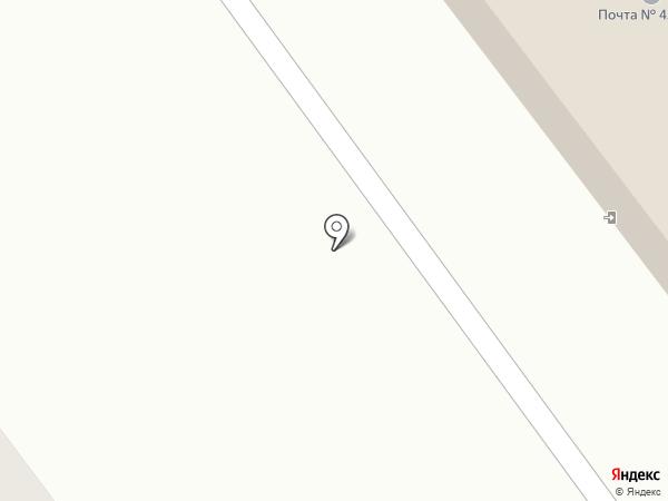 Почтовое отделение №7 на карте Йошкар-Олы
