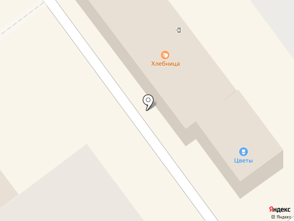Магазин цветов на карте Йошкар-Олы