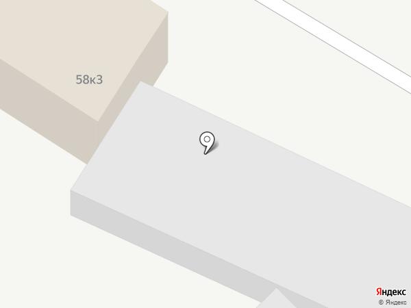 Механика-Йошкар-Ола на карте Йошкар-Олы