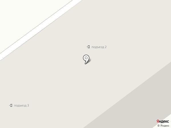 Домоффон на карте Йошкар-Олы