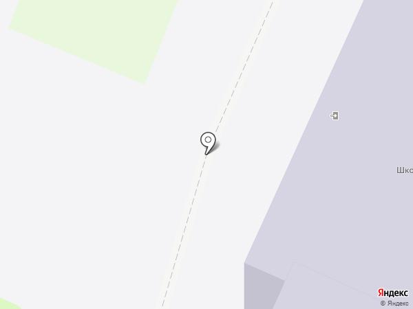 Средняя общеобразовательная школа №27 на карте Йошкар-Олы