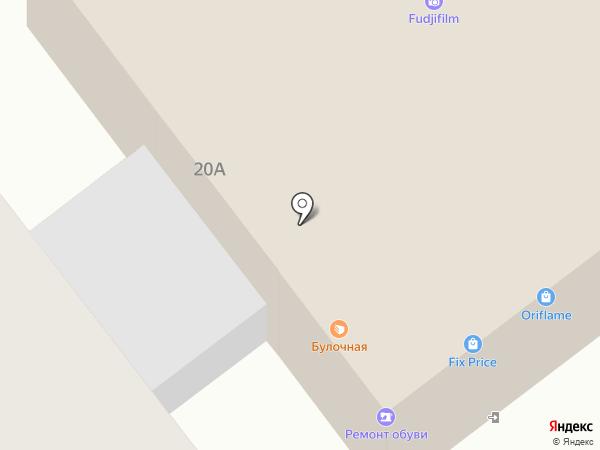 Магазин аксесуаров к мобильным телефонам на карте Йошкар-Олы