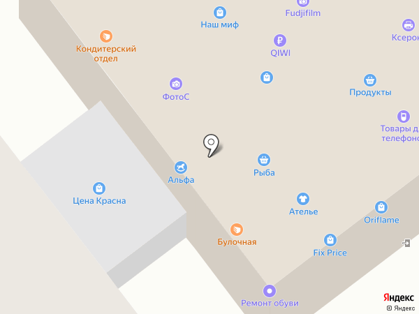Наш миф на карте Йошкар-Олы