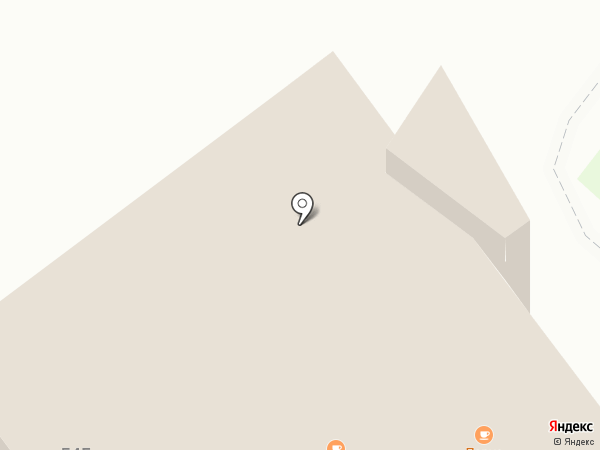 Парус на карте Йошкар-Олы