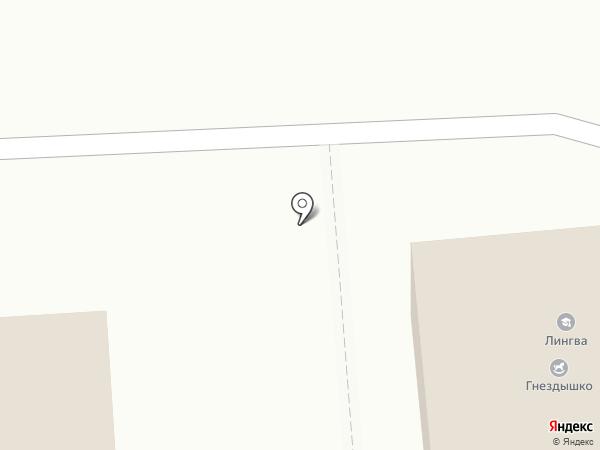 Колибри на карте Йошкар-Олы