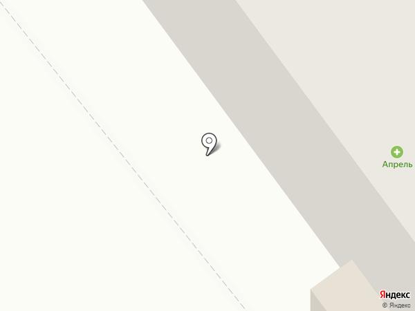 Пивразлив на карте Йошкар-Олы