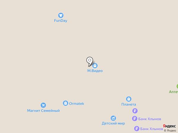 Магазин автоароматизаторов на карте Йошкар-Олы