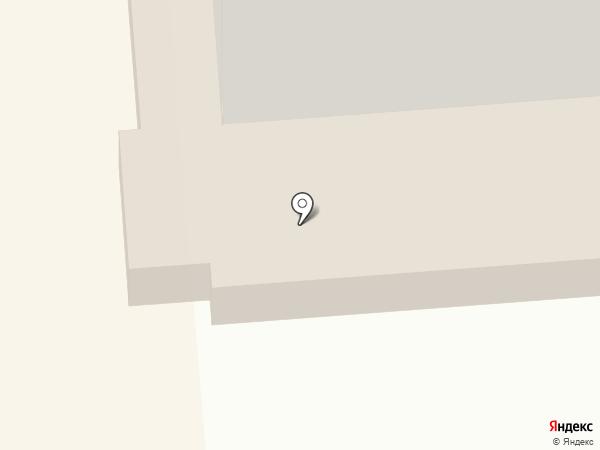 Взгляд на карте Йошкар-Олы