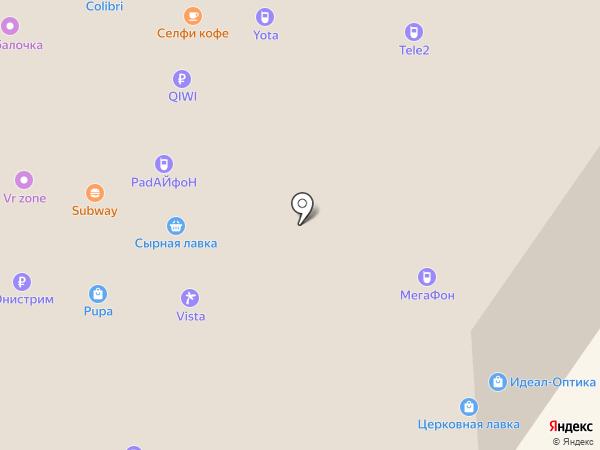 padайфон на карте Йошкар-Олы