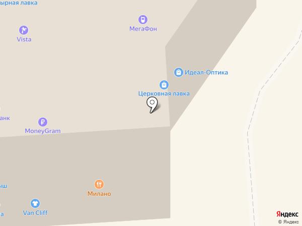 ЕвроСтиль на карте Йошкар-Олы