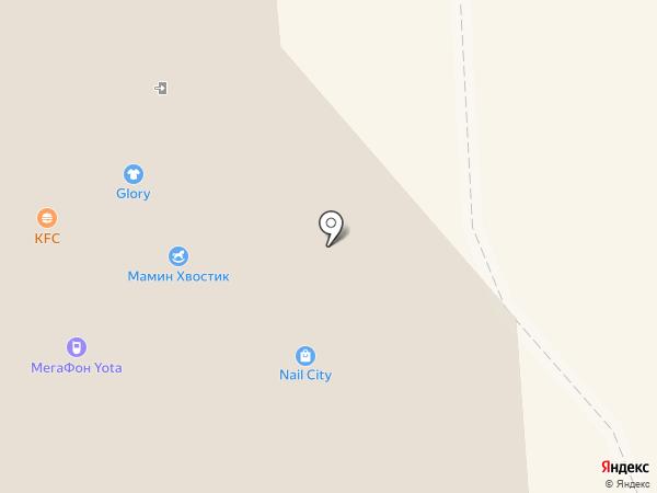 Nail City на карте Йошкар-Олы
