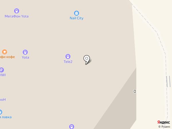 Орматек на карте Йошкар-Олы