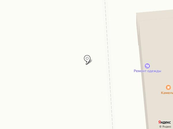 Теплица на карте Йошкар-Олы