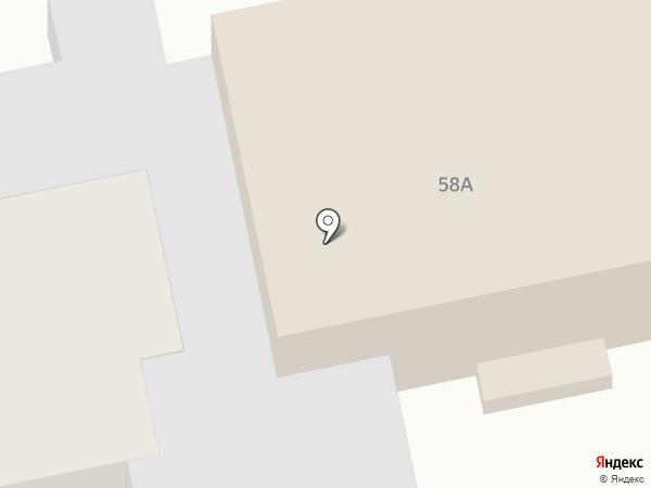 Северная на карте Йошкар-Олы