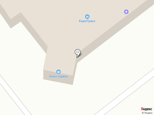 Интеграл на карте Йошкар-Олы