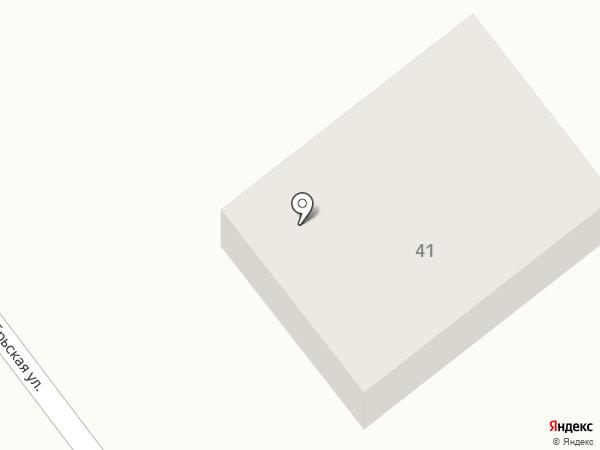 Лютеранская Церковь на карте Йошкар-Олы